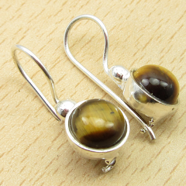 Many-Colors-925-Silver-Plated-BLUE-FIRE-LABRADORITE-amp-Other-Gemstone-Earrings thumbnail 12