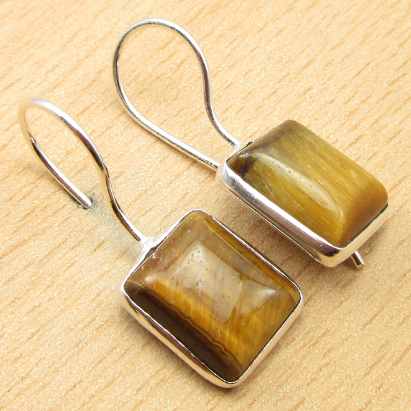 925-Silver-Plated-BLUE-FIRE-LABRADORITE-amp-Other-Gemstone-DELICATE-Earrings thumbnail 14