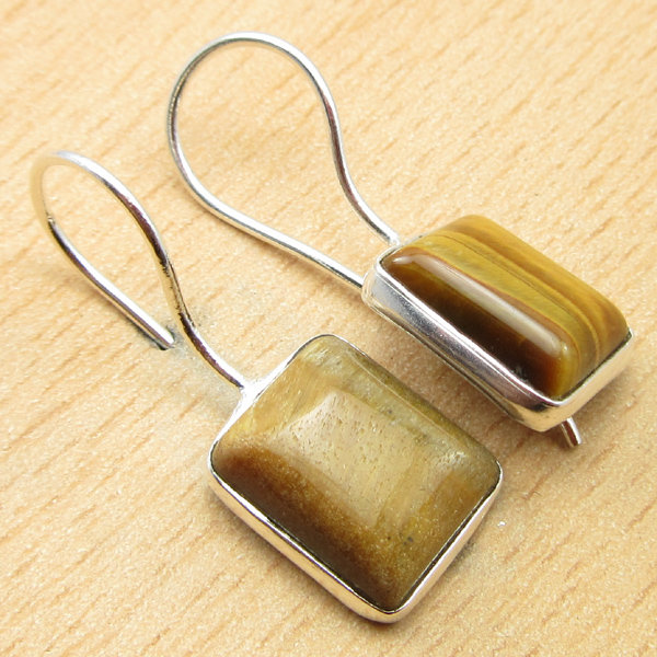 925-Silver-Plated-BLUE-FIRE-LABRADORITE-amp-Other-Gemstone-DELICATE-Earrings thumbnail 15