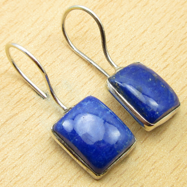 925-Silver-Plated-BLUE-FIRE-LABRADORITE-amp-Other-Gemstone-DELICATE-Earrings thumbnail 10
