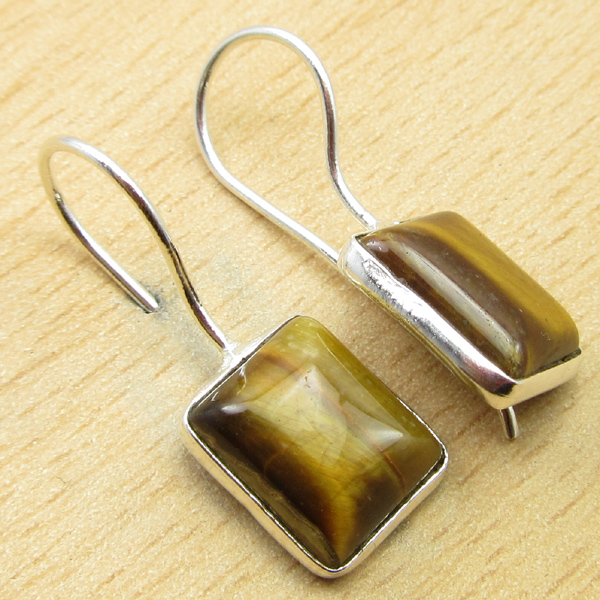 925-Silver-Plated-BLUE-FIRE-LABRADORITE-amp-Other-Gemstone-DELICATE-Earrings thumbnail 16