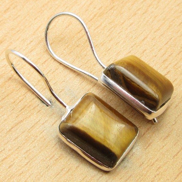 925-Silver-Plated-BLUE-FIRE-LABRADORITE-amp-Other-Gemstone-DELICATE-Earrings thumbnail 17