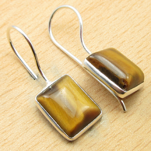 925-Silver-Plated-BLUE-FIRE-LABRADORITE-amp-Other-Gemstone-DELICATE-Earrings thumbnail 19