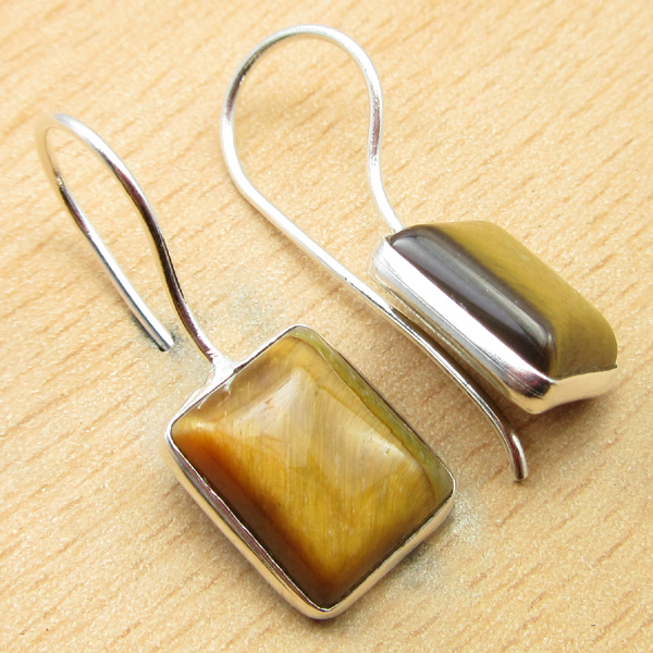 925-Silver-Plated-BLUE-FIRE-LABRADORITE-amp-Other-Gemstone-DELICATE-Earrings thumbnail 20