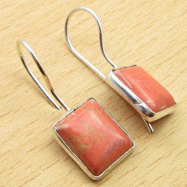 925-Silver-Plated-BLUE-FIRE-LABRADORITE-amp-Other-Gemstone-DELICATE-Earrings thumbnail 11