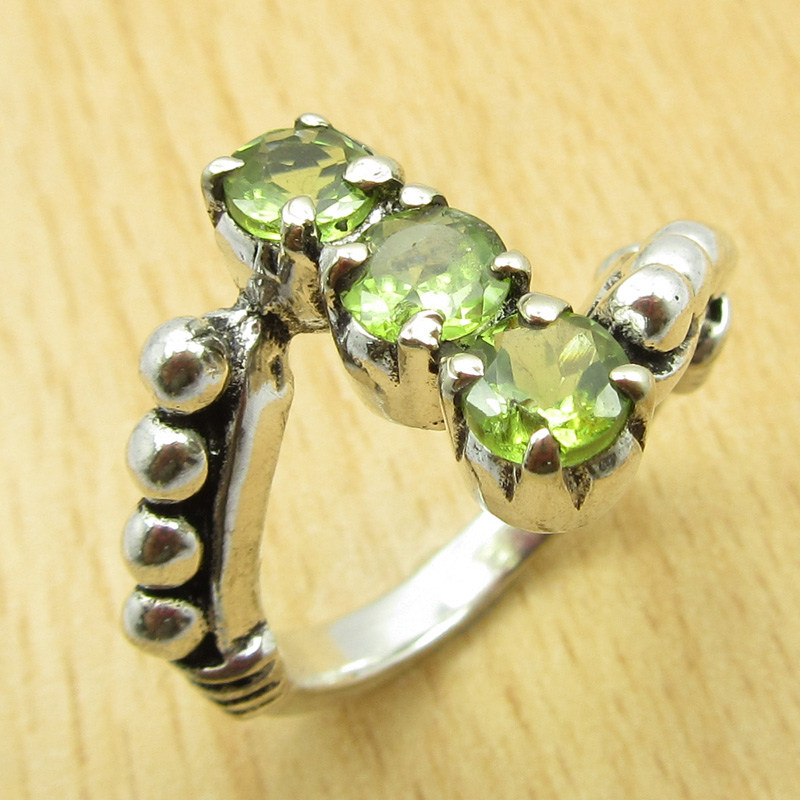 MANY-SIZES-MANY-STONE-925-Silver-Plated-IOLITE-amp-Other-Gem-Claw-Setting-RING thumbnail 6