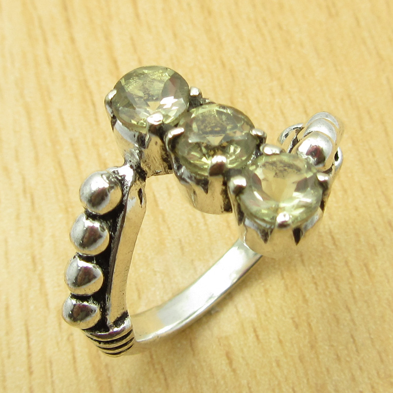 MANY-SIZES-MANY-STONE-925-Silver-Plated-IOLITE-amp-Other-Gem-Claw-Setting-RING thumbnail 8