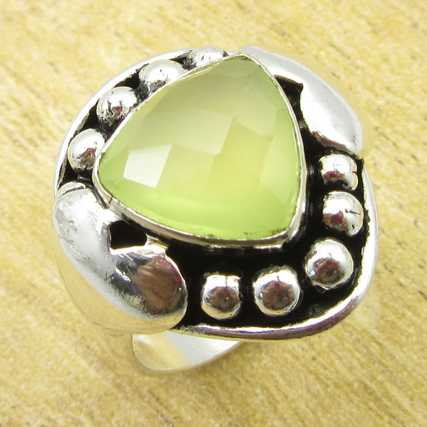925-Silver-Plated-TURQUOISE-amp-Other-Stone-WELL-MADE-Ring-Size-Variation-To-Pick thumbnail 66