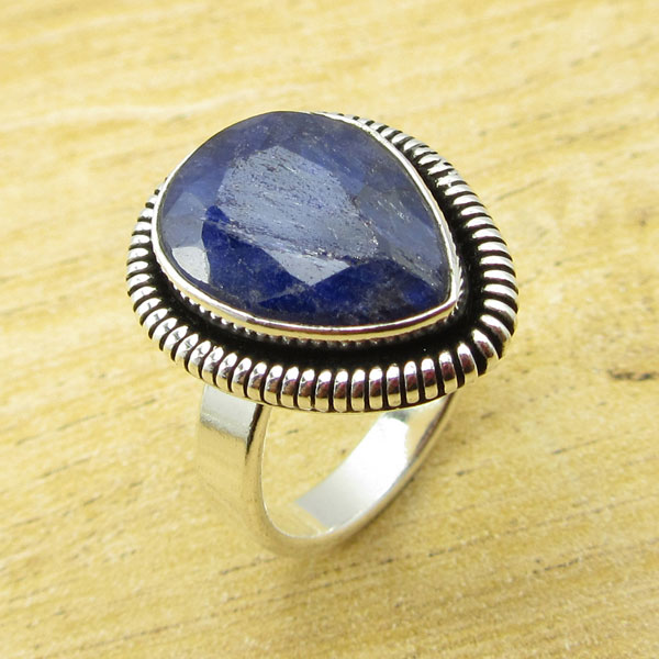 925 Silver Plated Natural BOTSWANA AGATE /& Other Gemstone FASHION Ring Jewelry